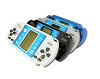 Wholesale Electronic Brick Game - Classical Portable Game Players Handled Tetris Console Machine for Kids High Quality Children Educational Christmas Wisdom Bricks