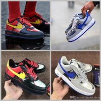 Wholesale Skateboard Shoes Casual - 2017 Kyrie Irving Low CMFT Signature Custom Fashion Shoes Women Men Designer Blue Black Red Running Casual Skateboard Sneakers 7-10