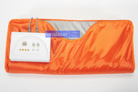 Wholesale slimming blankets resale online - new Zones body SPA Blanket Slimming Sauna Blanket machine