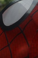 Wholesale Classic Spiderman Spandex Costume - 2017 Moda The Amazing SpiderMan Fabric Adult Costume Mask lenses lens one size adjust