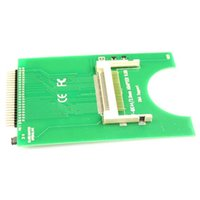 Wholesale Cf Ide Adapter - Wholesale- CF to 44 Pin Laptop HDD Hard Drive IDE Adapter Bootable