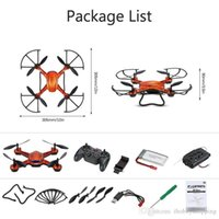 Wholesale Camera Controler - JJRC H12WH RC Quadcopter Drones 4CH 6-axis ABS WiFi FPV RTF CF RC Helicopter with 2.0MP HD Camera Through Controler Smart Phone