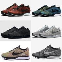 Wholesale Spring New Men Casual Shoes - 2017 New Racer Free Run Lunarepic Running Shoes For Men Women Casual Racers Lightweight Breathable Lunar Epic Lunarepics Sneakers 36-45