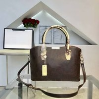 Wholesale Retail New Brand Fashion Handbags - Wholesale and retail hot sell fashion bags handbags AAA+ Quality shoulder bags Real Leather tote bags purse SN#L77 Brand New