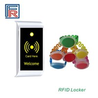 Wholesale RFID FR206 Zinc alloy L115 W55 Lock with EM chip for sauna Cabinet Looker Door