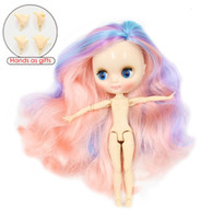 Wholesale Inflatable Doll Price - Dolls Accessories Dolls Middie blyth doll middle 1 8 20cm special offer gift toy bjd neo on sale lower price