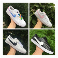 Wholesale Grey Cotton Blazer - Newest high quality SB BLAZER ZOOM LOW GT Mens and women Running shoes for High quality Outdoors Fashion Casual Sports Sneakers Size 36-46
