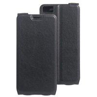 Wholesale Aquaris Flip Cover - Case Flip Leather Case For BQ Aquaris M5.5 Cover Vertical Protective Mobile Phone Bags & Case