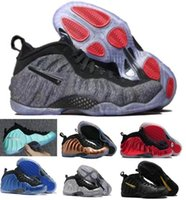 Wholesale High Quality Best Sneakers - Best Air Penny Hardaways Basketball Shoes High Quality Men's Man Men Golden Pro One Sports Foamp Osite Shoe Pearl Replicas Sneakers Size:40-