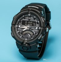 Wholesale Stop Digital - Popular Mens G Sports Watches GA500 Waterproof Climbing LED Digital Men Outdoor Sport Chronograph Wristwatch With Alarm Stop Watch BackLight