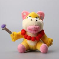 "Wholesale Wendy Koopa Toy - Hot Sale 8"" 20cm Super Mario Koopaling Wendy Koopa Cute Plush Stuffed Toys For Child Gifts"