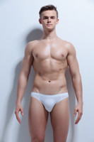 Wholesale underpants l size for sale - Group buy JQK mens underpants Seamless Ice Silk Breathable male underwear super smooth drying fast man briefs special for business man