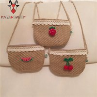 Wholesale Small Gift Satchel Bags Wholesale - Wholesale- Raged Sheep Girls Small Coin Purse Change Wallet Kids Bag Coin Pouch Children's Wallet Money Holder Lovely Kids Gift Satchel Bag