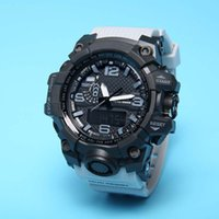 Wholesale military watches g shock - 2017 relogio G WG men's sports watches GW1000 Display LED Fashion army military shocking watches men Casual Watches