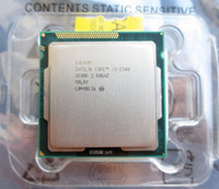 Intel Core i5 2300 2.80GHz 6MB Процессор процессора Socket 1155 (SR00D)
