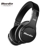 Compra Brevetto Informatico-Bluedio U (UFO) Cuffia Bluetooth high-end Patented 8 driver / suono 3D / lega di alluminio / cuffia Hi-Fi wireless over-ear