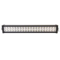 Wholesale Garden Tractors - 120W 22 inch Offroad LED Work Light Bar for Driving Tractor Boat Truck SUV ATV Car Garden Backyard 12V 24V with Wiring Kit