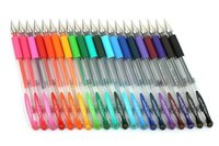 Wholesale Uni Ball Pens - 10Pcs  Lot Uni -Ball Signo Um -151Gel Ink Pen 0.38Mm Stylo