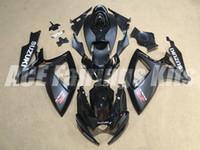 Wholesale Suzuki Gsxr Fairing K6 - Free gifts+Seat Cowl New bike Fairing Kits For SUZUKI GSXR 600 750 K6 06 07 GSXR-600 GSXR750 GSXR600 GSXR-750 2006 2007 matte glossy black