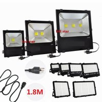 Wholesale UL CUL FCC W W W W W W W Led Floodlights Super Bright Outdoor Waterproof Led Flood Lights Garden Lighting AC V