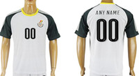 Wholesale National Soccer Team Uniform - Top Quakity National Team Ghana Soccer Jersey Customized Any Name Any Number Football Shirts Kits Uniforms