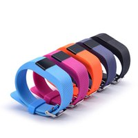 Wholesale fibit TW64S Smart Bracelet with Heart Rate Tracker waterproof bluetooth smart bracelet Sports Wristband Fitness Smartband Pedometer VS TW64