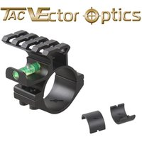 Wholesale Vector Optics Mount Ring - Vector Optics 30mm & 25.4mm 1 Inch Rifle Scope Ring Adapter Level Mount Ring with Accessory Picatinny Rail