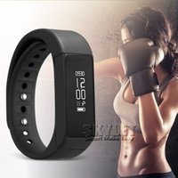 Wholesale Touch I5 - I5 Plus Bluetooth Smart Bracelet Wireless Sports Smart Watch Waterproof Touch-screen Activity Tracker For Android IOS With Retail Package