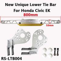 hintere stange groihandel-RASTP -Exclusive Entwurf BWR Billet Racing Rear Lower Tie Bar Integrierte unteren Querlenker für CIVIC 06-12 RSX DC5 EP3 EM2 ES1 RS-LTB004