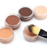 Wholesale Hid Eye - Wholesale- Hot Selling Hide Blemish Face Eye Lip Creamy Concealer Stick Make-up Concealer Cream Y6