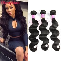 Cheap Brazilian Virgin Hair Body Wave Straight 100g pcs Unprocessed Brazilian Human Hair Weave Bundles Brazilian Body Wave Hair Peut être teint