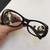 Wholesale Tortoise Fashion Frames - VPR 10QV Luxury Fashion Women Brand Designer Popular SPR 10QV Glasses Optical Lens Square Full Frame Black Tortoise Top Quality With Case