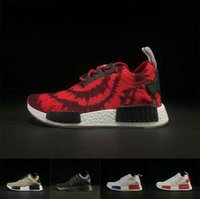 Wholesale Nice Cities - Originals NMD City Sock Black Vintage White OG Primeknit SUP Nice Kicks Triple Black Women Men Nmds Runner R1 Running Shoes