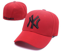 Wholesale Multi Adjustable - 2017 Hot sale new brand ny Long brim Baseball cap LA dodge hat classic Sun hat spring and summer casual fashion outdoor sports baseball cap