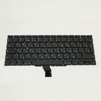 "For Macbook Air A1278 11 inch New Russian RU Keyboard for Macbook Air 11"" A1370 A1465 Keyboard Replacement 2011 To 2015 Years"