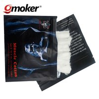 Wholesale Electronic Killer - Newest Demon Killer Muscle Cotton for E-cig DIY coil heating wire Electronic Cigarette Cotton For RDA RBA RTA RDTA Atomizer