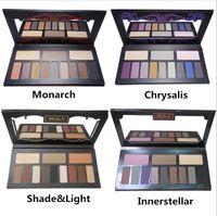 Wholesale Matt Shadows - 2017 HOT Selling New Contour Palette 12 colors Matt eye shadow palette eyeshadow 30g By Free DHL Free MR430