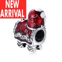 Wholesale Cheap Charms Online - Sterling silver charms Jewelry charms Beads and charms New Arrival Wholesale Discount Fashion Brands Designer Online Store With Cheap Price