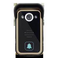 Wholesale Wireless Door Video Control - TL- WF01 Video WiFi Intercom WiFi Doorbell Door Control IOS Android Smartphone Control IR Night Vision Video Intercom AT
