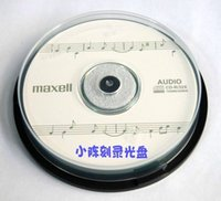 Wholesale Music enthusiasts MAXELL AUDIO width speed music tracks cd r disk