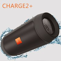 Wholesale Power Sound Audio - CHARGE2+ Bluetooth speaker Outdoor Can Be Used As Power Bank Bluetooth Subwoofer Speaker Portable Wireless free shipping