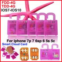 x sim für ios7 großhandel-R SIM 11+ RSIM11 plus r sim11 + rsim 11 Entsperrkarte für iphone7 iPhone 5 5 s 6 6 plus iOS7 8 9 10 ios7-10.x CDMA GSM WCDMA SB SPRINT LTE 4G 3G