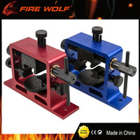 Wholesale Sight Handgun - FIRE WOLF Universal Pistol Slides Rear Sight Tool Glock Pusher 1911 Handgun SIG Heavy Duty Red or Blue