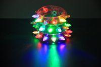Wholesale multi colored night lights resale online - Leds Gafas Led Dance Multi Colors Night Glow Stick Light Bracelet Sticks Festival Items Diy Party Kids Toy Q0067