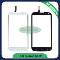 "Wholesale Huawei C8815 - For Huawei Ascend G610 C8815 touch screen digitizer Screen Display Digitizer Part 5.0"" Replacement Phone Touch"