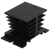 Wholesale Heat Relay - Wholesale- Aluminum Heat Sink 80mm x 50mm x 50mm for Solid State Relay SSR