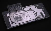 Wholesale Graphics Cooler - Wholesale- Bykski N-GV1080G1-X Full Cover Graphics Card Water Cooling Block for Gigabyte GTX1080 G1 GAMING GTX1070 G1 GTX1060 G1