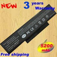 Wholesale Batteries Fujitsu - Wholesale- 6cell BATTERY FOR FUJITSU SIEMEN Esprimo Amilo V5515 V5535 V5555 V6515 La1703 La-1703