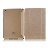 Wholesale Smartcover For Ipad - Wholesale-Ultra Thin Stand Design PU Leather Case For iPad 3 4 2 Colorful Flip Smart Cover Smartcover for iPad 4