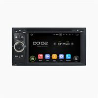 Wholesale Dvd Car Gps Toyota Vios - Android 5.1 Car DVD GPS Player For Toyota RAV4 Corolla Vios Hilux Terios Terios Land Cruiser Avanza Fortuner Prado